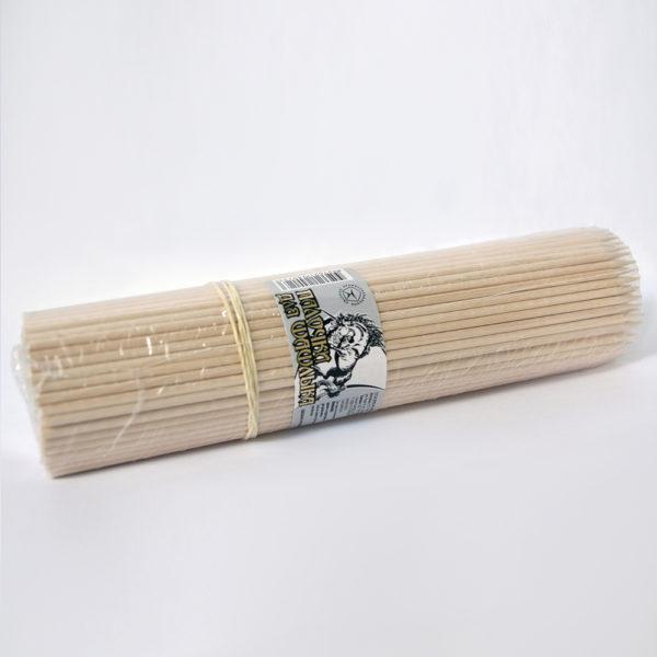 Деревянные палочки для шашлыка