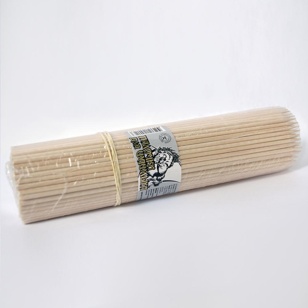 Деревянные палочки для шашлыка (от 5 мест)