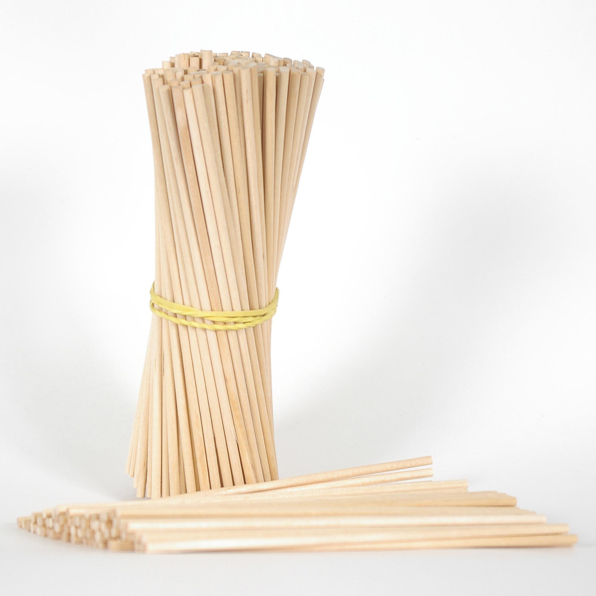 Палочки кондитерские 140 мм диаметр 3мм (от 5 мест)
